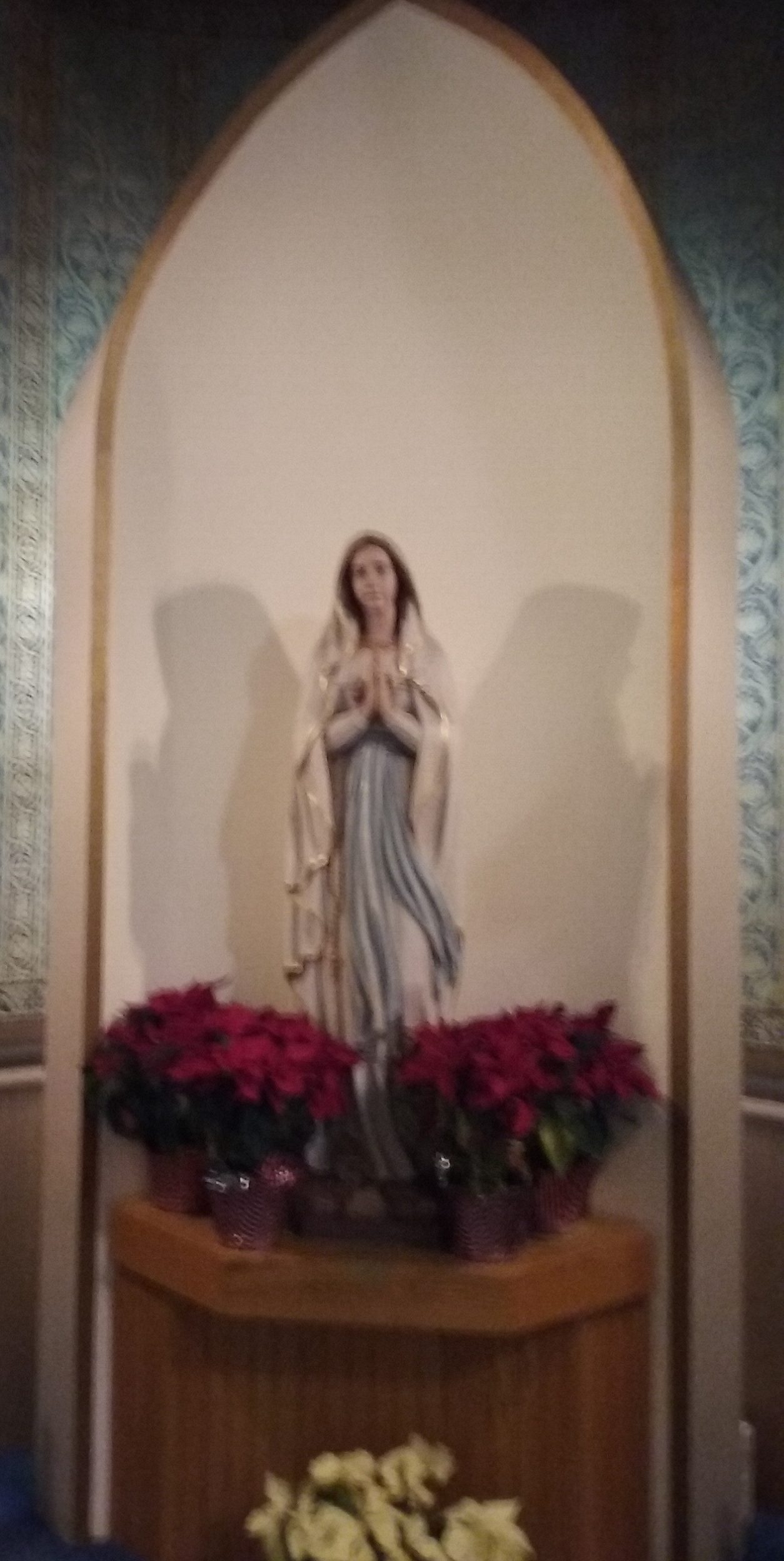 Blessed Mother Shrine