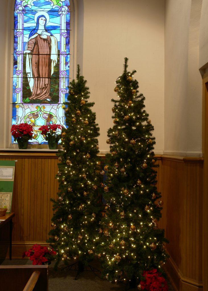 St Teresa of Avila at Christmas