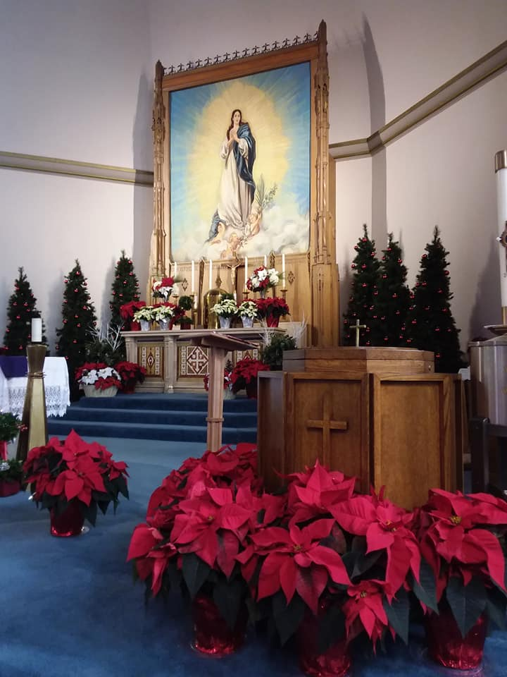 Immaculate Conception Sanctuary 2019