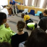 Ice breakers in the youth room